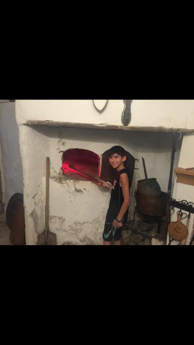 Cooking La Granja style