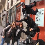 Enjoying Madrid