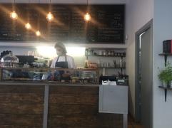 My barista