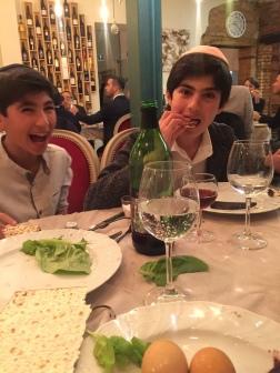 Venetian Seder