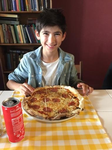 A Mesa Pizza
